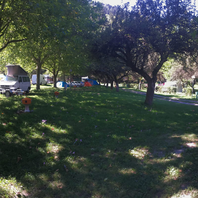 Camping des Guilles