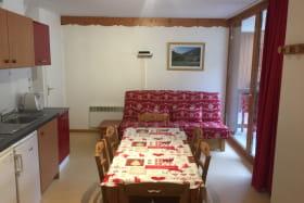 appartement pieds de piste 6 couchages à Val Cenis Termignon
