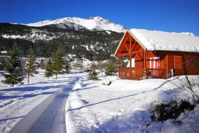 Chalets d'Ambin en hiver