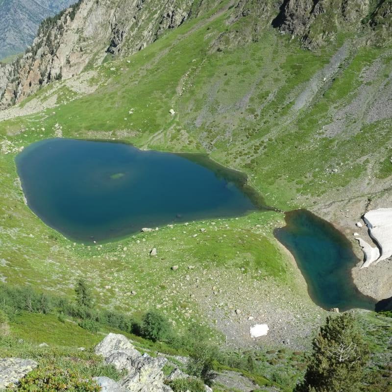 Le lac de Rif Bruyant