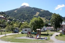 Camping Caravaneige de Sainte-Thècle