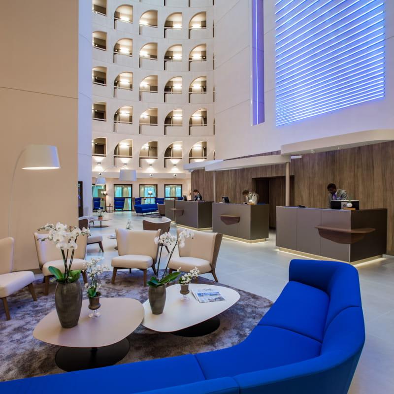 Radisson Blu Hotel - Réception Atrium