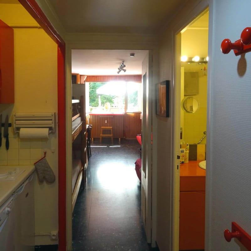 Le Royal Neige n°20 - Couloir cuisine