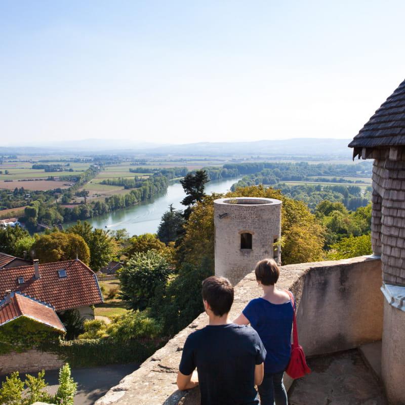 Château-fort de Trévoux