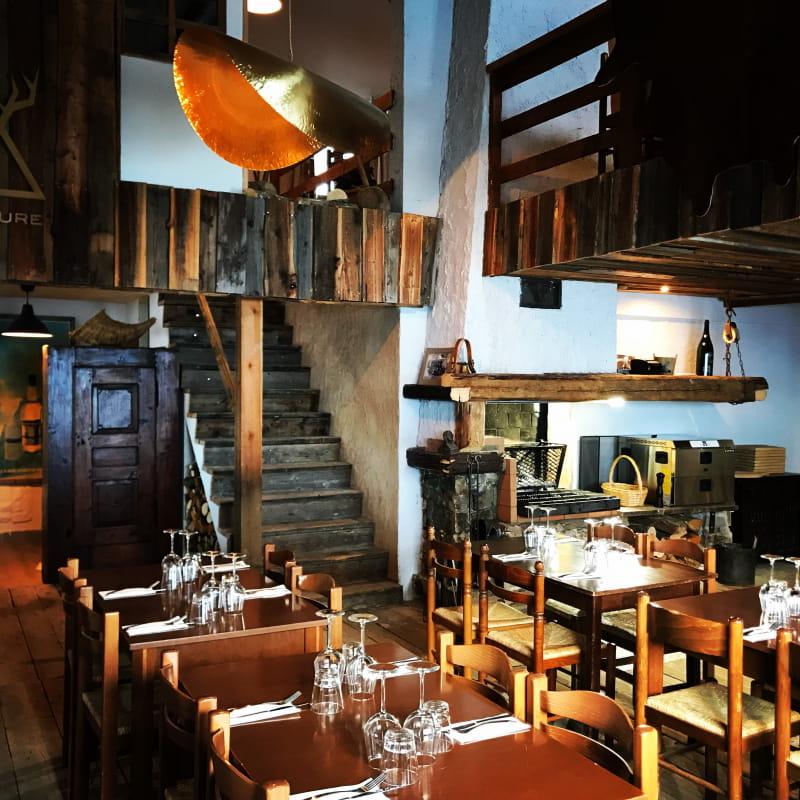 Restaurant L'Aventure intérieur
