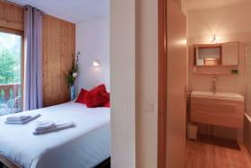 campanules chambre et salle de bain