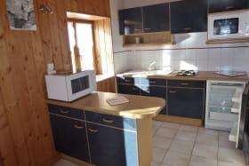 Maison Pautas - Appartement 2 pièces cabine 4 personnes - PJ1
