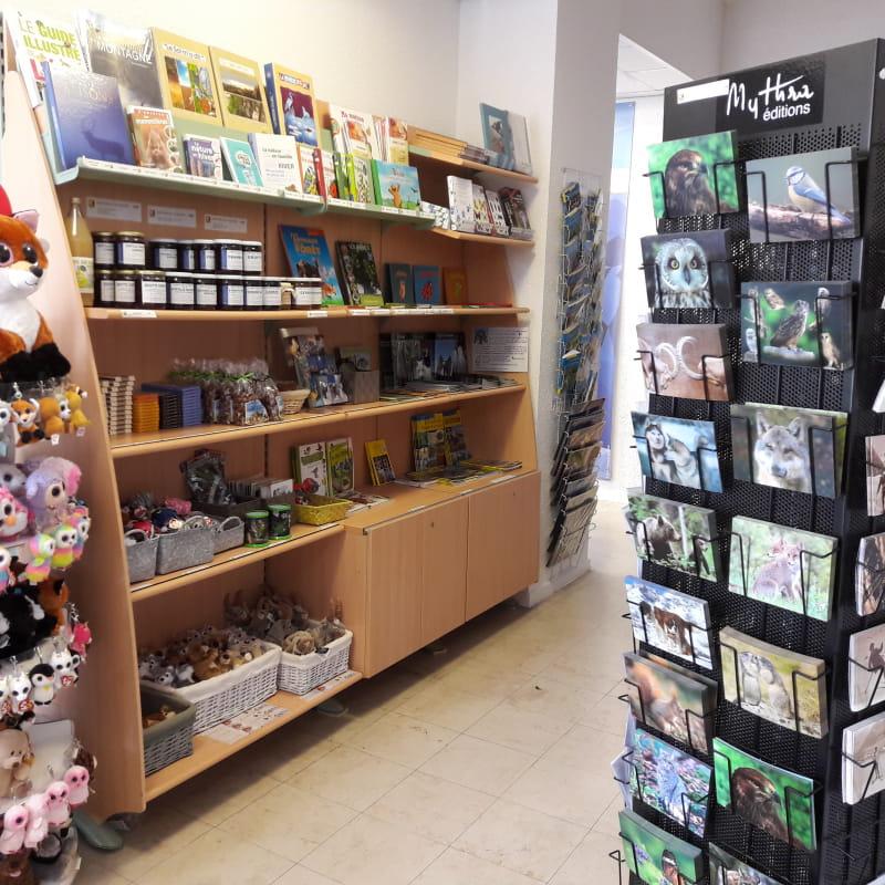 La boutique du CNM