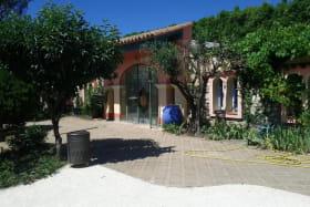 villa patio - entrée