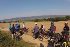 Balades accompagnées en vélo à assistance électrique