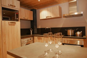STELL'ALPE Jules Appartement 8 personnes
