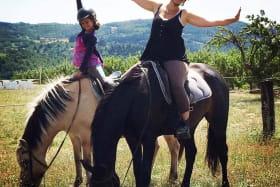 Activités équestres - Ecuries  Longchamp Equitation