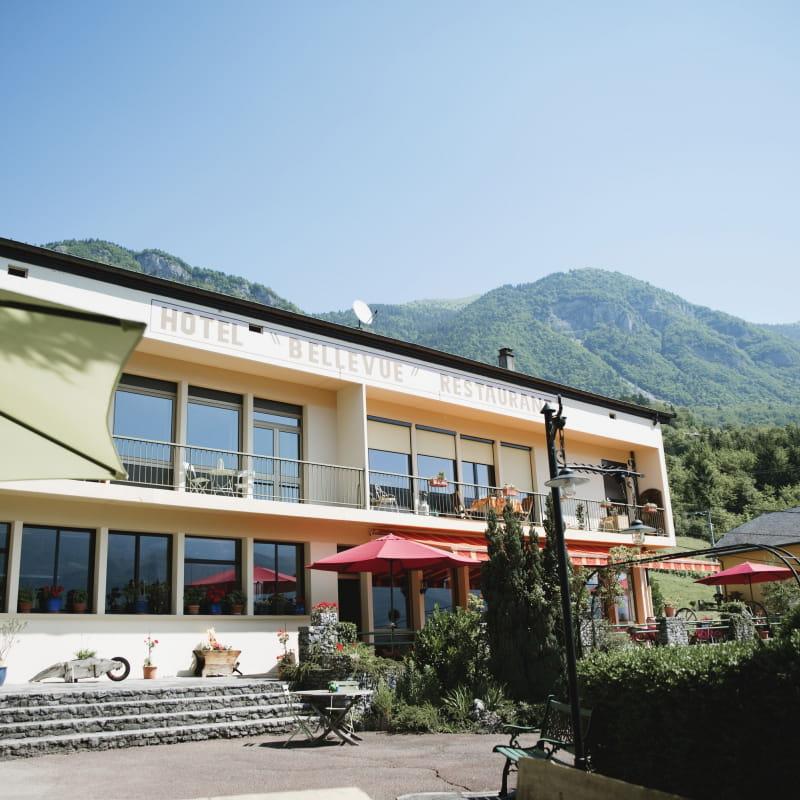 Hotel Bellevue Ayze