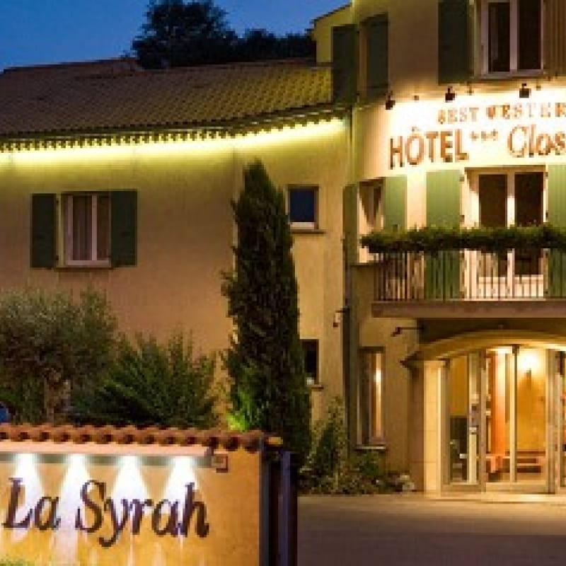 Restaurant Best Western Plus Clos Syrah