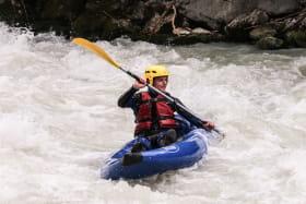 Demi-journée River explorer