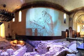 Musée archéologique Grenoble-Saint Laurent
