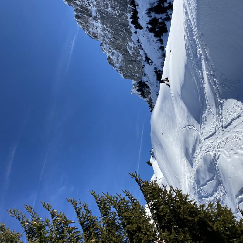 Ski de rando Bostan