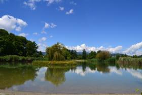 Plan d'eau de Challes-les-Eaux