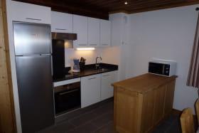 Résidence La Bergerie - Appartement 3 pièces cabine 6 personnes - BERGA07