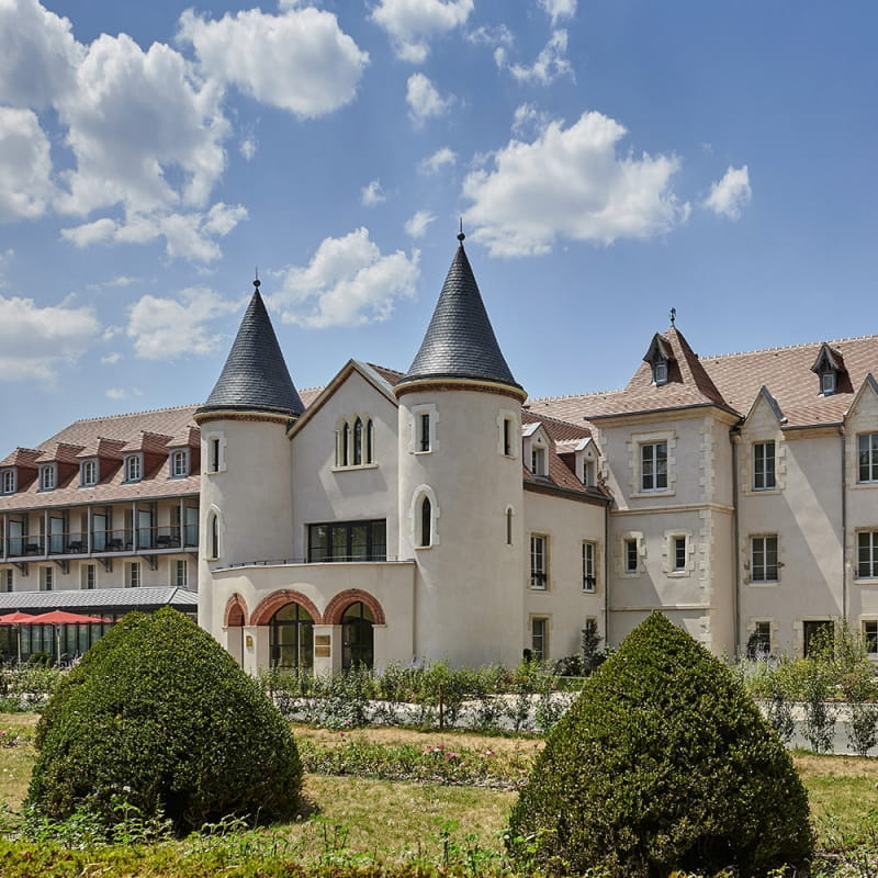 Salon de thé du Château Saint-Jean