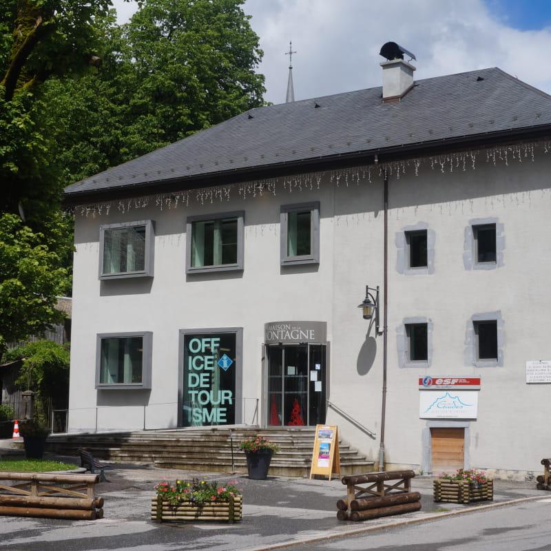 Haut-Giffre Tourisme - Bureau de Sixt-Fer-à-Cheval