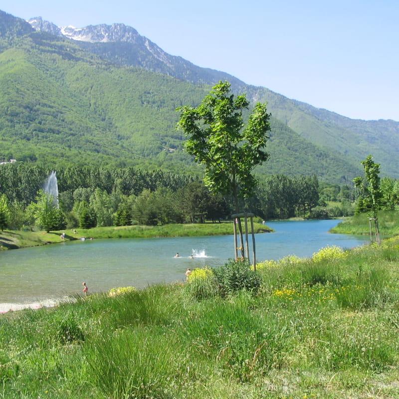Lac Bleu St Rémy de Maurienne