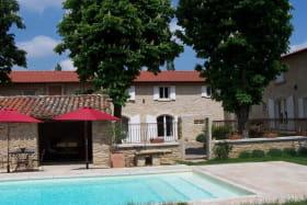 Chambres d'hôtes 'Le Clos de Pomeir' à Pommiers (Rhône, Beaujolais, proximité de Villefranche-sur-Saône)