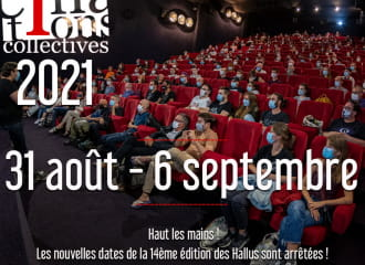 affiche festival Hallucinations collectives 2021
