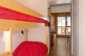 LES PLEIADES E166 Appartement 3 personnes