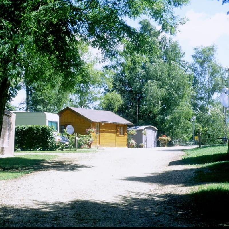 Mobilhome camping de la Raza