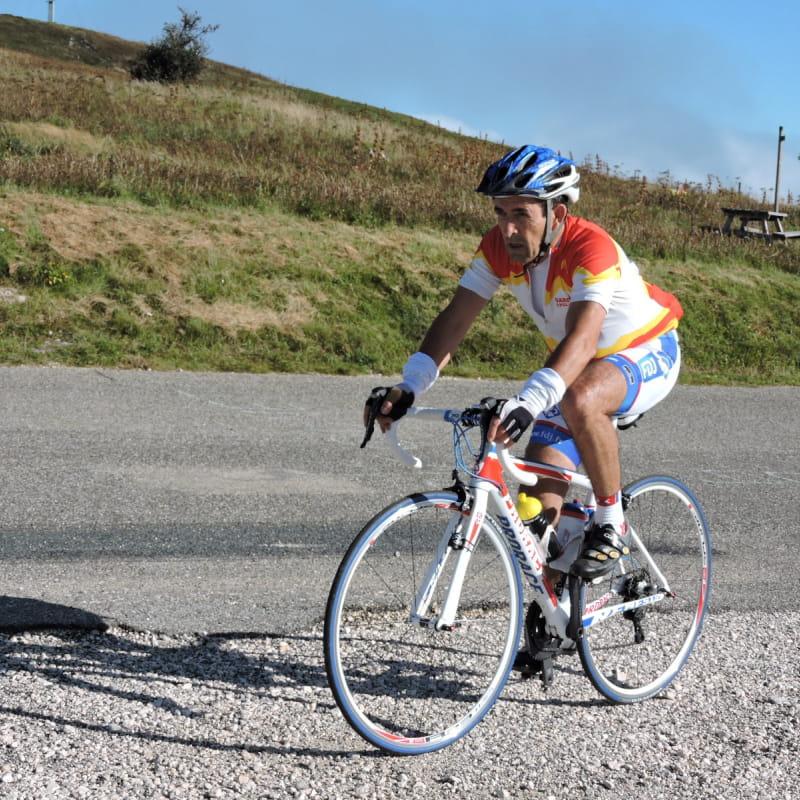 Montées cyclo du Grand Colombier