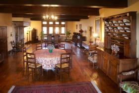 Salle de réunion au Manoir
