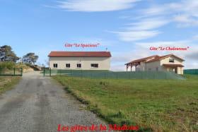 Le site des Gîtes de la Madone.