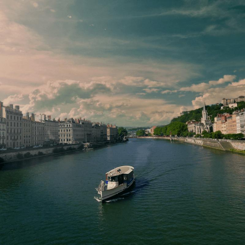 Vaporetto Navette fluviale