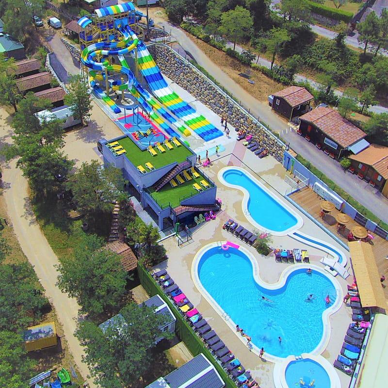 Bienvenue à Eyrieux Camping en Ardèche !