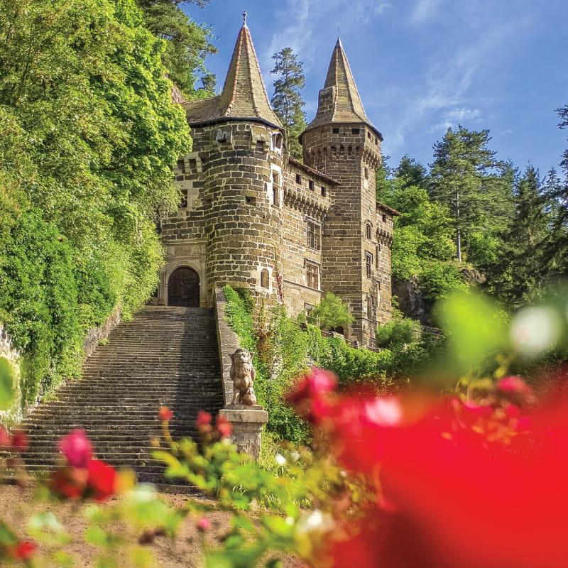 Le Saint Jacques à pied : De la Chaise Dieu au Puy-en-Velay