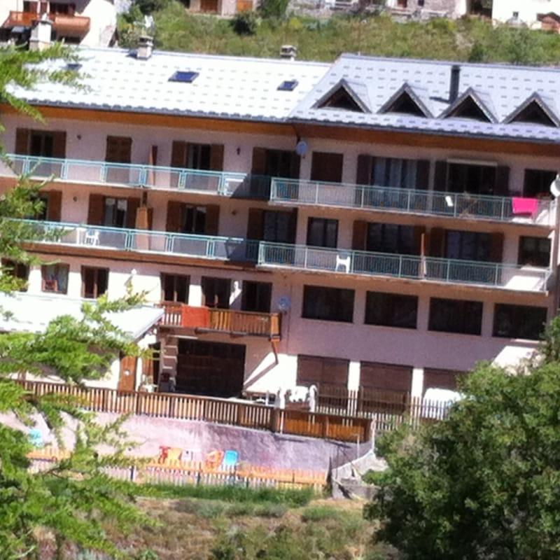 Vair  Raymond  location meublée à Val Cenis - extérieur