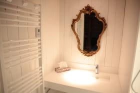 Cour Dorée - Salle de bain