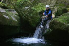 Canyon Sportif (débutant) avec Lézard des Bois