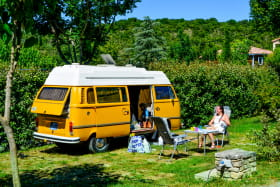 Camping Domaine de Chadeyron