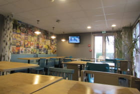 Salle des petits déjeuners