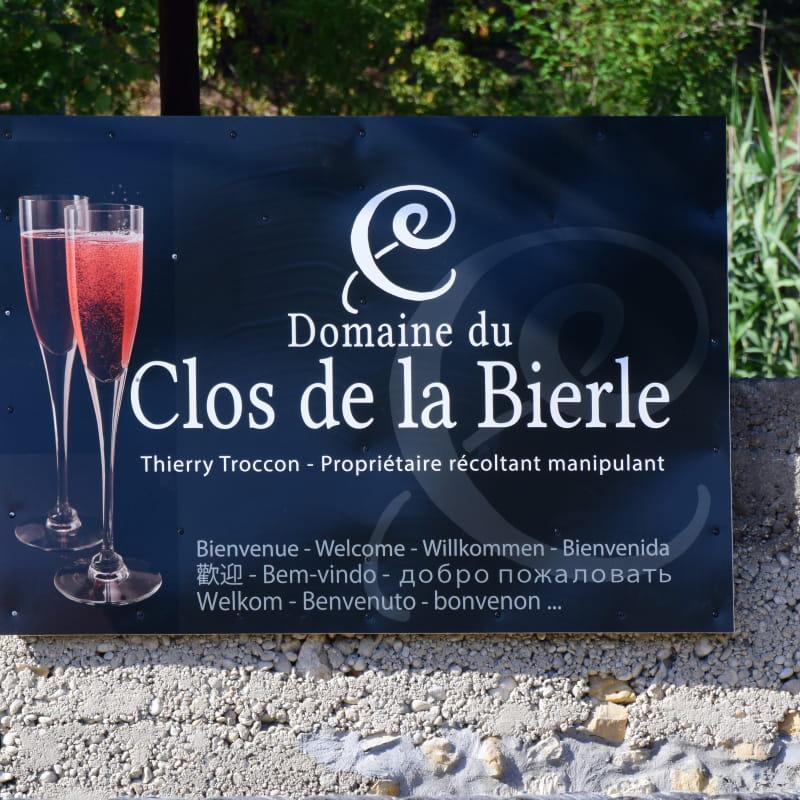Domaine du Clos de la Bierle