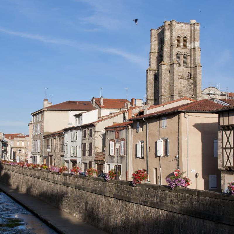 Pommiers - St-Georges-en-Couzan - La Loire à vélo