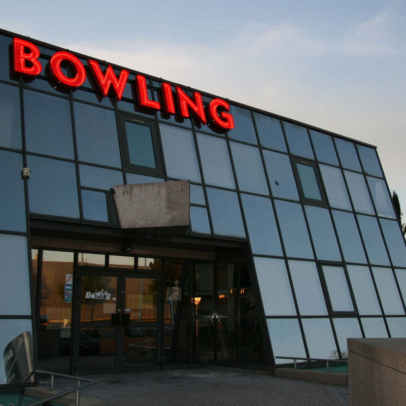 Extérieur - Bowling
