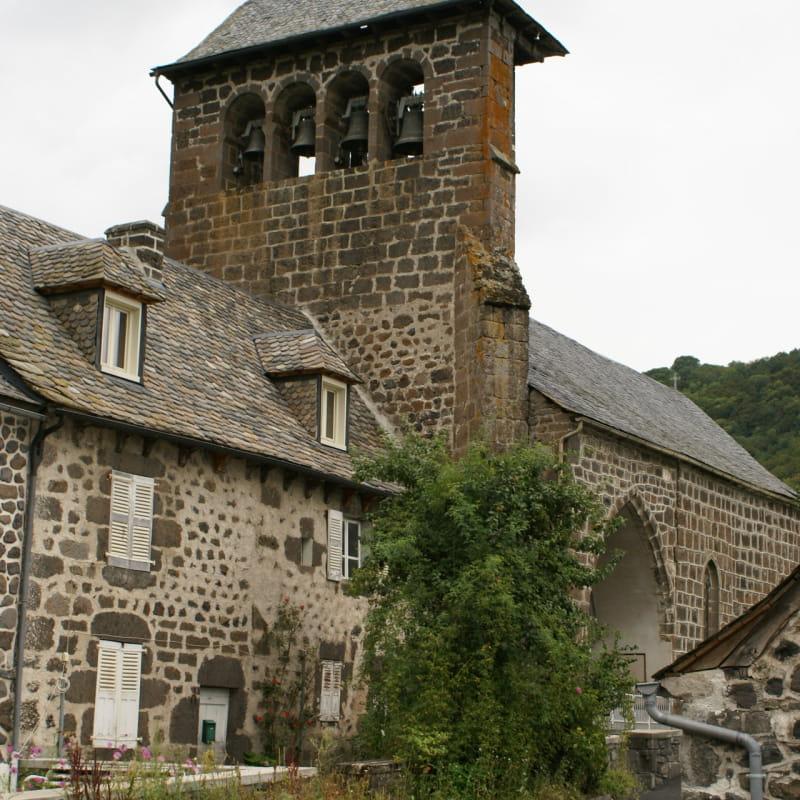 Eglise de Saint-Martin extérieur