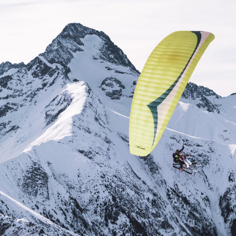 Parapente Air 2 Alpes