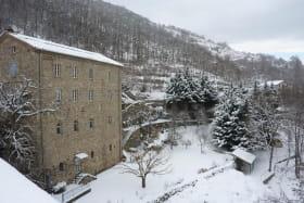 La Rastelayre en hiver