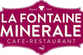 Fontaine minnérale - Pont de Barret