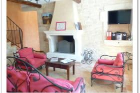 Grange du Kaolin - salon