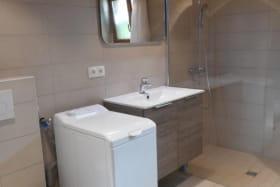 Salle de bain appartement Mont de Grange